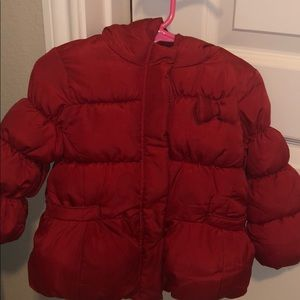 Zara puff jacket